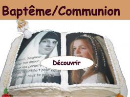 Bapteme communion