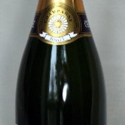 "Champagne Veuve Pelletier ""brut"""