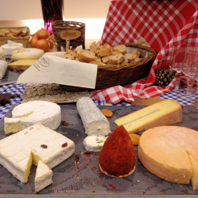 Plateaux fromages