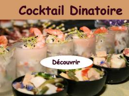 Cocktail dinatoire